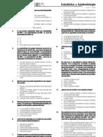 Autoevaluaciones Estadistica y Epidemiologia (Primera Vuelta)