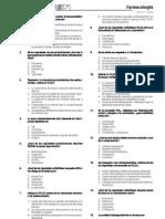 Autoevaluaciones Farmacologia(Primera Vuelta)