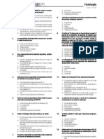 Autoevaluaciones Fisiologia (Primera Vuelta)
