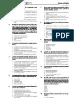 Autoevaluaciones Ginecologia (Primera Vuelta)