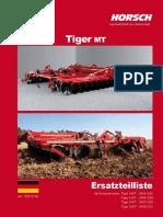 Tiger 8MT 2010