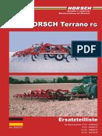 Terrano FG 2005