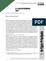 Ecologia, Ética e Sustentabilidade - Leo Boff