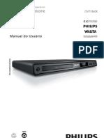 DVD Player Philips - Modelo  DVP3360K