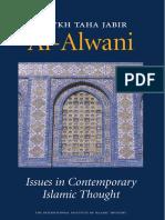 Al-Alwani Issues in Contemporary Islamic Thought by Shaykh Taha Jabir