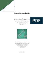 elastics in orthodontics-Hassanein