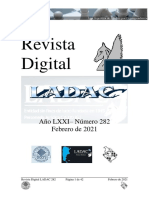 Revista Digital LADAC N° 282