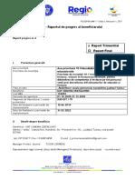 Raportul de progres 6 + anexa conditii specifice