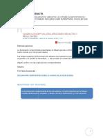 Clasificacion Arancelaria IXXXX (Cuadro Conceptual de Declaraciones Inexactas y Resultantes)
