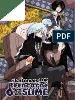Tensei Shitara Slime Datta Ken Volumen 5