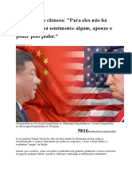 A dominação da China