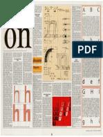 Basler Magazin - Schriften_fuer_Menschen_Düblin (Frutiger)