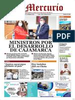 EL MERCURIO EDICIÓN LUNES 01.03.2021