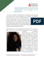 Entrevista a Paula Sibila