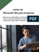 Curso intensivo do Microsoft 365 para empresas