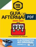 Guia do Aftermarket 2020-2021 - Revista de Empresas de Peças Automóveis