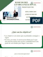 Exposición de desarrollo organizacional