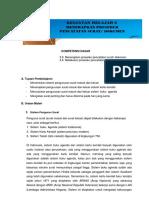 Pertemuan Ke 4 (Sistem Pengurusan Surat)