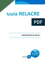 GuiaRELACRE28_Amostragem de Aguas_VF_20171218