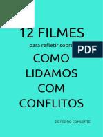 PDF - 12 FILMES para refletir sobre COMO LIDAMOS COM CONFLITOS