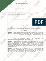 Auto de imputación de José Manuel Sampedro, director de la residencia Elder