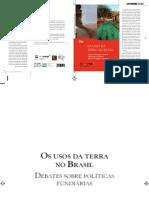 LIVRO- BERNARDO MANÇANO- USOS DA TERRA NO BRASIL 2010