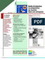 Guide Évaluation Chantier