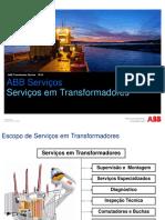 Dokumen.tips Abb Transformer Service 2014 Abb Servicos Servicos Em Ensaios de Alta