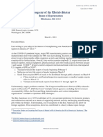 Ferguson Letter to Biden