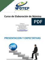 Curso - Nomina y Retencion salarial
