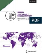 Sustainable Energy Security Report Risks and Opps for Business froggatt_lahn