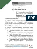 Demanda de Inconstitucionalidad Contra Ley 31092