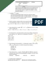 MatA10 Teste Geometria1 M 1108