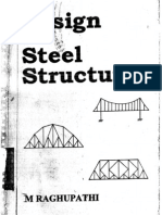 Design of steel structure1 -Ragupathi