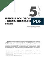 História Do Livro Escolar Goiaz Coração Do Brasil