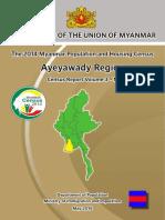 Ayeyawady Region Census Report - English 1