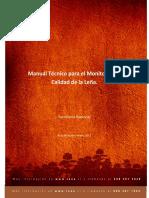 Manual Tecnico n 1 Control de Calidad Para Lena Sncl 2012