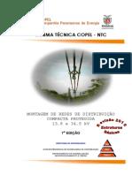 Ntcs Montagem de Rede de Distribuição Copel