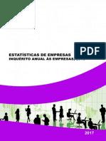 Estatisticas de Empresas 2015
