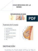 expsicion patologia benigna