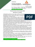 PORTFÓLIO - 1º,4º e 6º SEMESTRE ST 2021 - Bistrô Brasil e a Pandemia