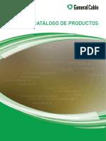 Catalogo General Cable Catalogo de Productos en Formato Tarifa