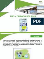 3.- Uso y Cuidado Del Agua