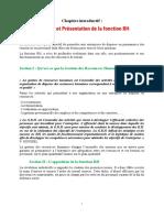 Chapitre Introductif Historique Et Évolution de La Fonction RH (1)