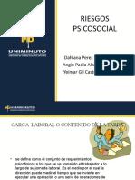 diapositivas de riesgopsicosocisl