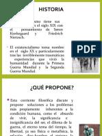 EXISTENCIALISMO EQUIPO4