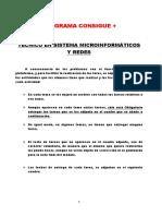 TAREAS Y FECHAS DE ENTREGA CONSIGUE + EIE SISTEMAS MICROINFORMATICOS BUENO