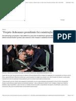 ″Projeto Bolsonaro presidente foi construção de generais″ | Notícias e análises sobre os fatos mais relevantes do Brasil | DW | 18.02.2021