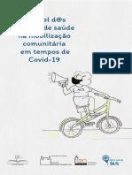 Cartilha ACS quadrinhos