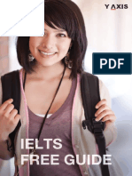 Y-Axis Free Guide on IELTS